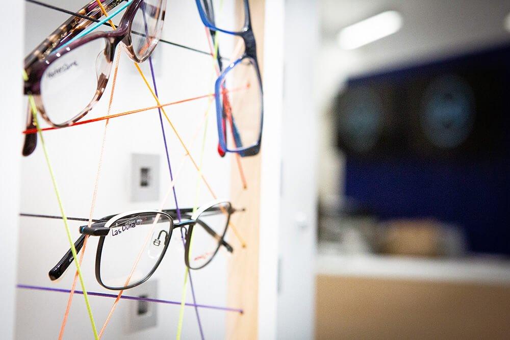 Designer frames available
