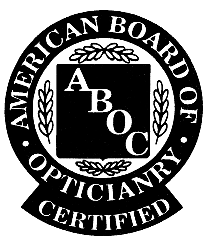 American Board of Opticianry Certified ABOC