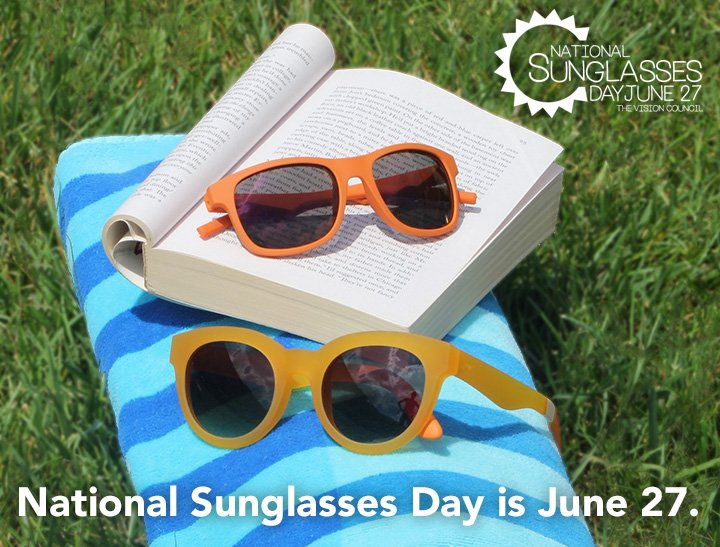 National Sunglesses Day is June 27